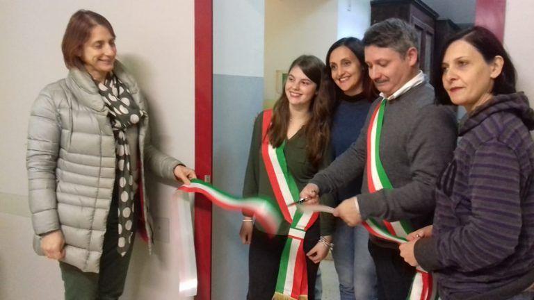 Torano Nuovo, inaugurata la mensa nella scuola media