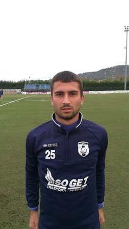Sambuceto Calcio, intervista a Luca D'Antonio