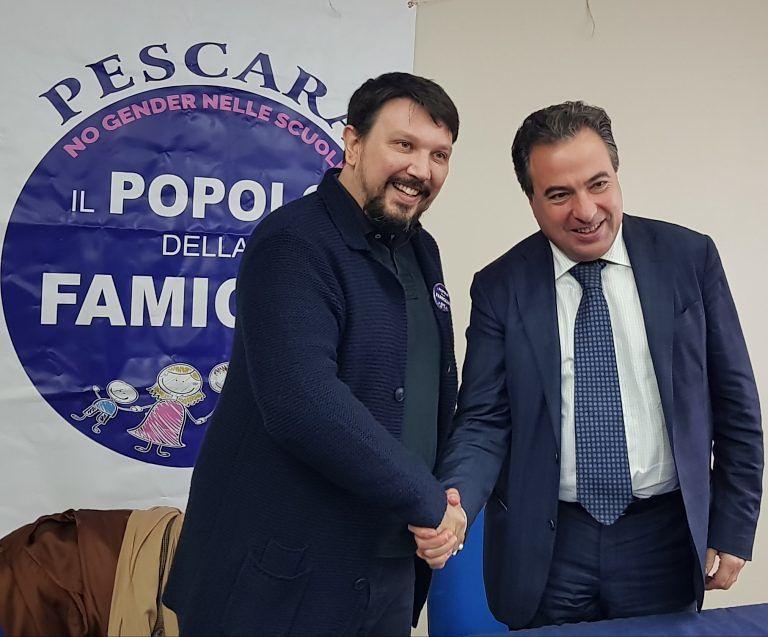 Regionali, il Popolo della Famiglia presenta la lista e appoggia Di Stefano