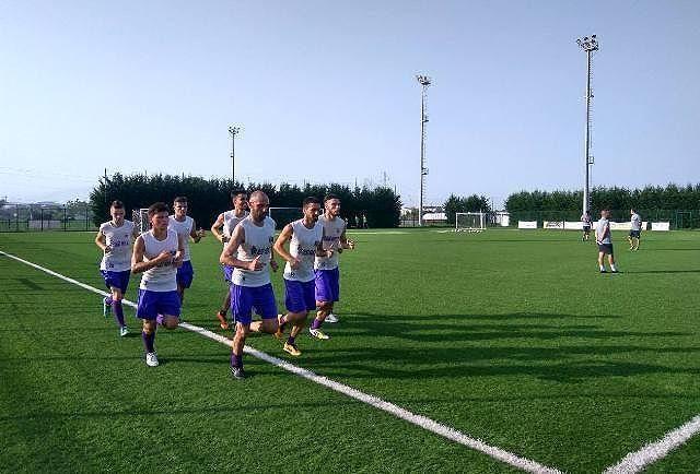 Sambuceto Calcio, il programma degli allenamenti congiunti dei viola