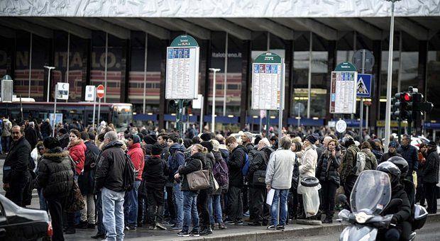 No al terminal bus dell'Anagnina: l'Abruzzo si mobilita