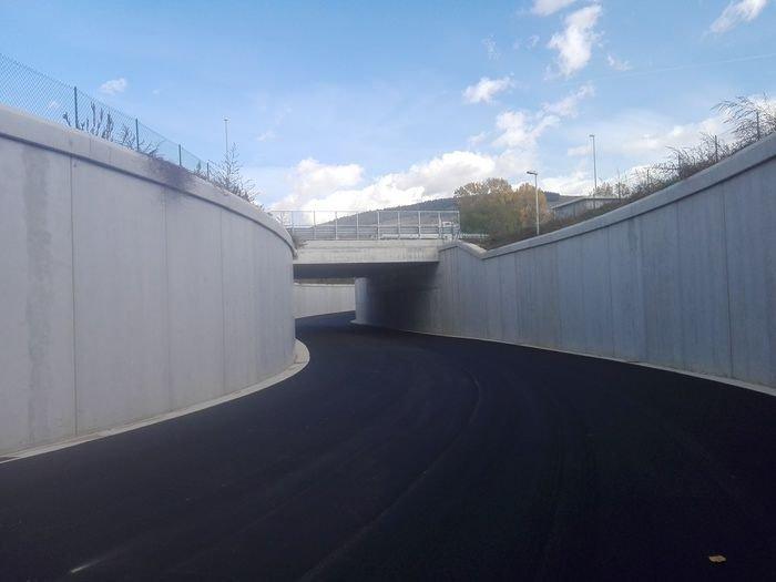 L'Aquila, nuovi sottopassaggi sulla linea ferroviaria Sulmona-Terni
