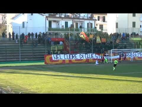 Serie D, Real Giulianova-Notaresco 1-1. Sblocca Tozzi Borsoi, pareggia Moretti nella ripresa. (NOSTRI SERVIZI)