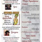 CAPODANNO 2019 ? LA TARTARUGA chalet & Restaurant. A Tortoreto Lido
