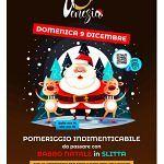 La GELATERIA VENEZIA vi aspetta domenica 9 dicembre con BABBO NATALE IN SLITTA!!? Foto e Doni per i piu' piccini!!!Tante buone e belle speciali prelibatezze di produzione propria!