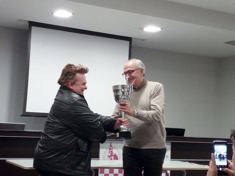 Teramo, Paolo Melasecchi è il nuovo campione provinciale di scacchi