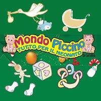 MONDOPICCINOby SerafinaTanti nuovi giochi per la prima infanzia e Utili novità per muoversi comodamente