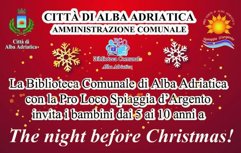 Alba Adriatica, BiblioNatale: nuovo appuntamento a Villa Flaiani