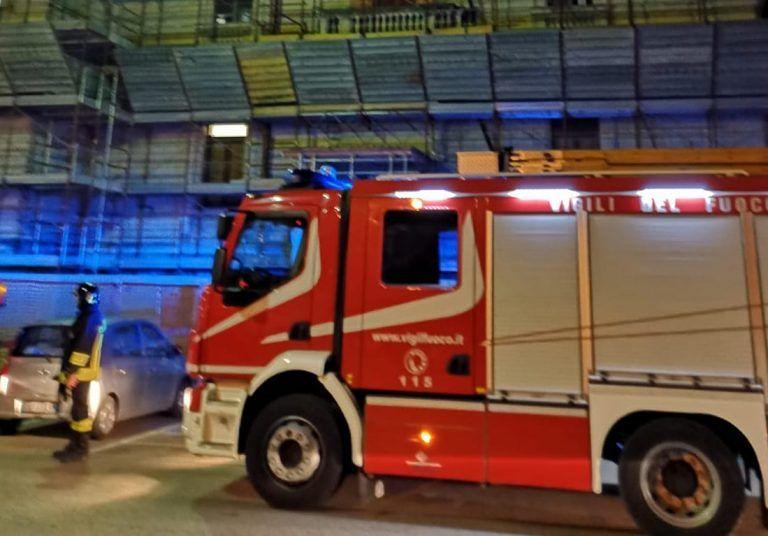 Teramo, incendio al Liceo Classico: studenti evacuati FOTO VIDEO