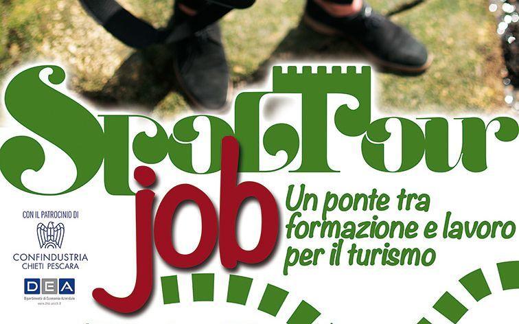 Pescara, Università D'Annunzio: la tavola rotonda 'Spoltour job'