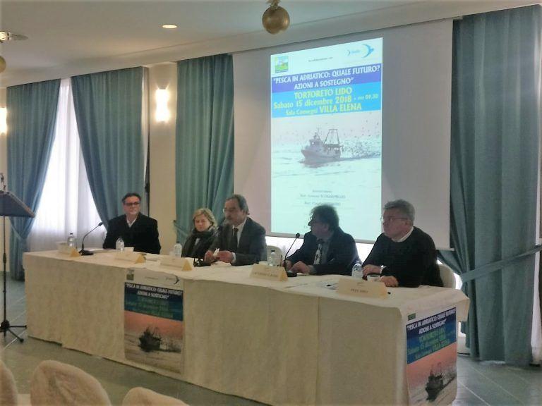 Tortoreto, pescatori-imprenditori: lo spunto che arriva dal convengo sulla pesca in Adriatico