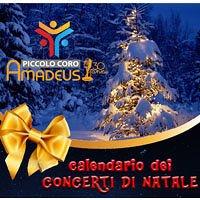 PICCOLO CORO AMADEUS Sabato 15 dicembre a Roseto degli Abruzzi parte il piccolo tour dei concerti natalizi.