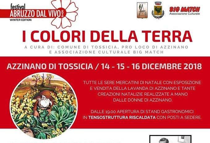 Abruzzo Dal Vivo Winter' sbarca ad Azzinano di Tossicia con jazz, musica d'autore e blues