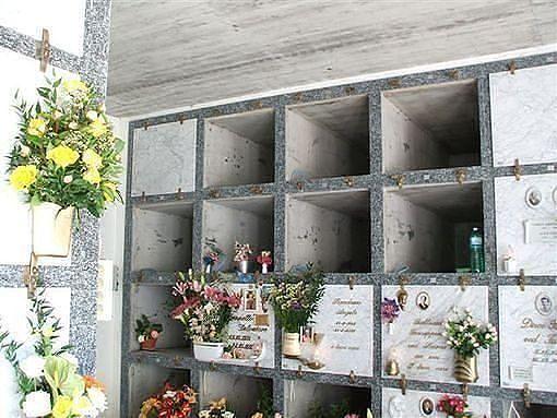 Teramo, Cimitero di Cartecchio: solo il 2 e il 3 novembre riaprono alcuni padiglioni interdetti