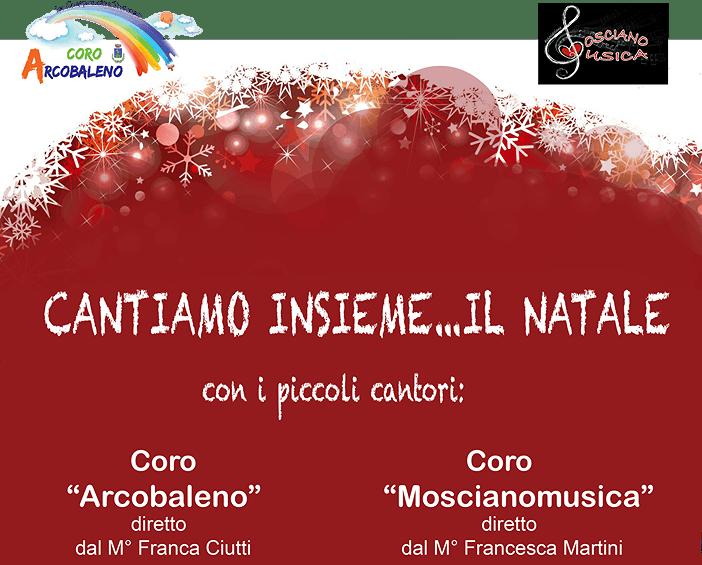 Tortoreto, cantiamo insieme il Natale: il concerto con l'unione di due cori