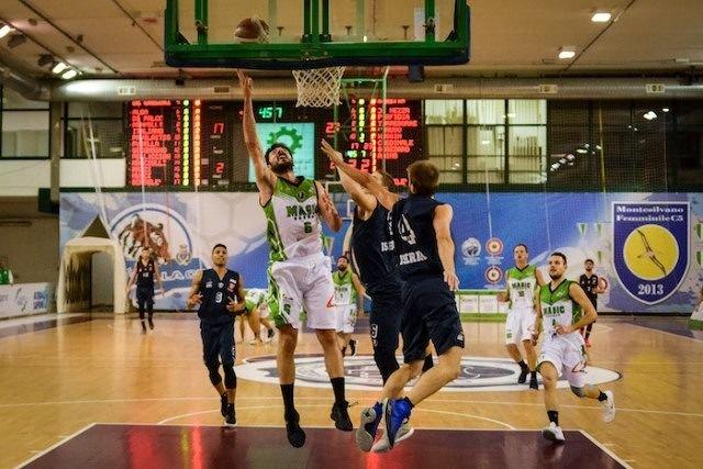 Magic Basket Chieti vittorioso a Pesaro di rincorsa