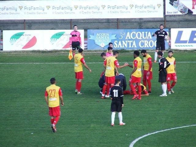 Doppio Dos Santos, Il Francavilla batte 2-0 l'Isernia VIDEO