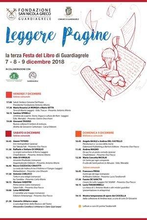 Guardiagrele, terza edizione della Festa del Libro 'Leggere Pagine'