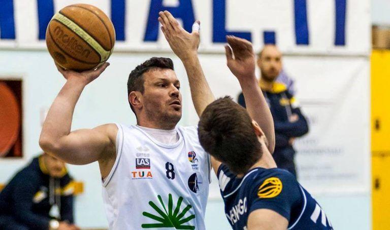 Basket in Carrozzina, nel posticipo l'Amicacci cede al supplementare contro Roma