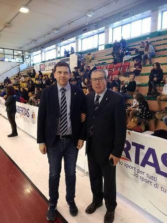 Chieti, intervista al presidente nazionale della Libertas Luigi Musacchia