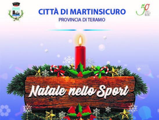 Martinsicuro, appuntamento con Natale nello sport: la festa degli atleti cittadini