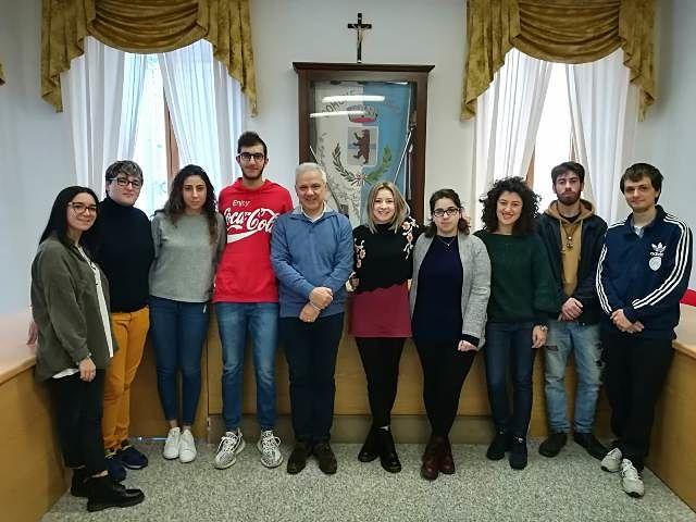 Giovani, anziani e cultura, a Orsogna dieci volontari al lavoro per tre progetti del Servizio civile