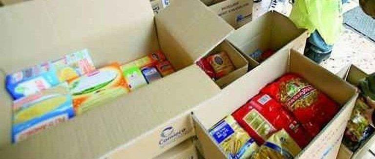 Alba Adriatica, nuove povertà: associazione consegna 400 pacchi alimentari