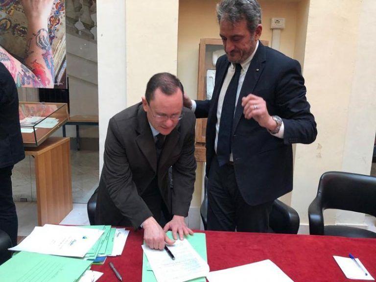 Roseto, firmato il protocollo con la Regione per la gestione dello IAT
