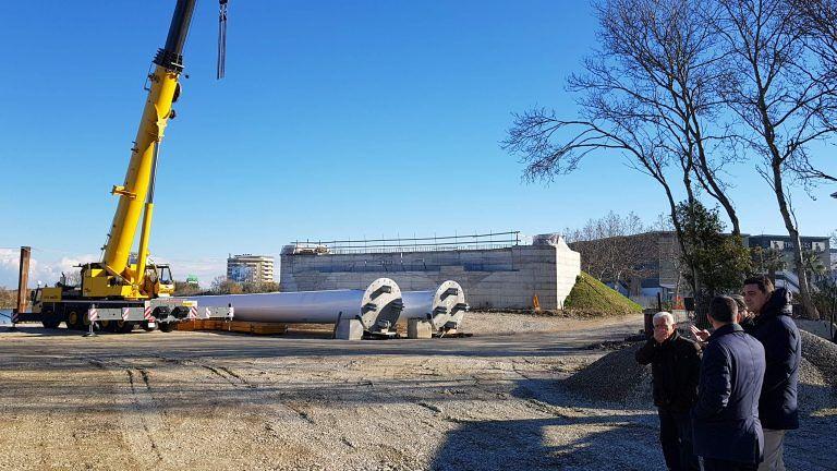 Montesilvano, terzo ponte sul Saline: si aspetta la megagru