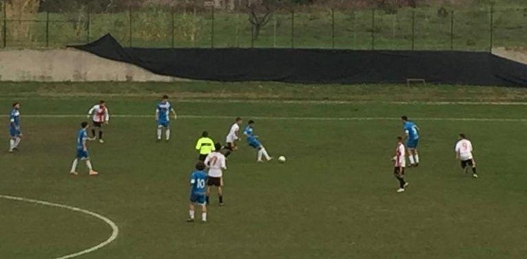 Promozione, decide Giglio in apertura: Sant'Omero-Tornimparte 1-0