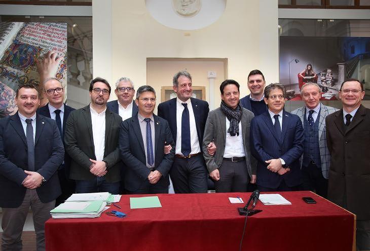 Teramo, nuovo sistema di informazione turistica: sottoscritto l'accordo con i sindaci VIDEO