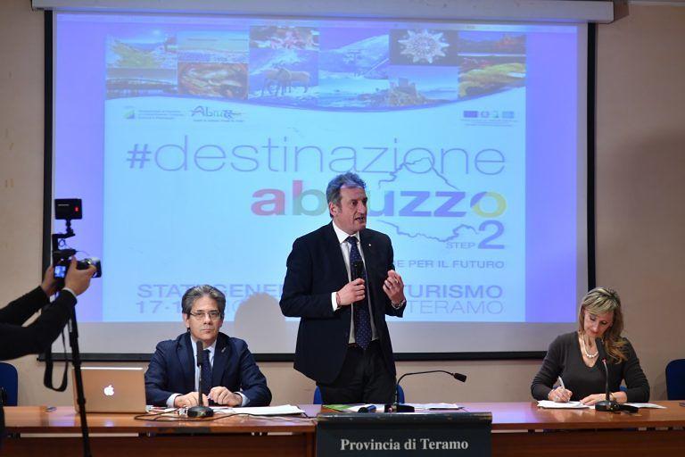 #destinazioneabruzzo: grande partecipazione per la prima giornata degli stati generali del turismo FOTO VIDEO