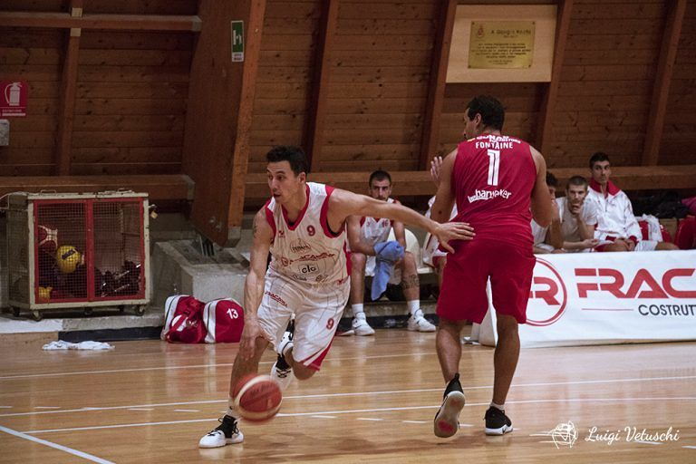 Basket, big match contro Mosciano per la Teramo a Spicchi