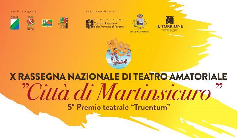 Martinsicuro, la rassegna di teatro amatoriale compie 10 anni: il programma
