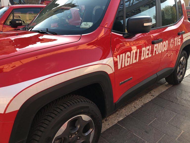 Incendio boschivo: nei guai un uomo di Pizzoferrato che aveva acceso il fuoco nella sua proprietà