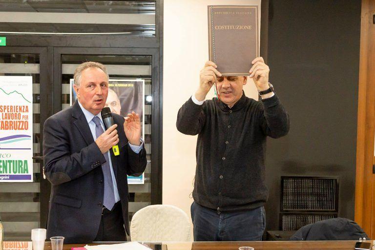 FRANCO DI BONAVENTURA Candidato alla carica di Consigliere Regionale   LE RAGIONI DEL MIO IMPEGNO