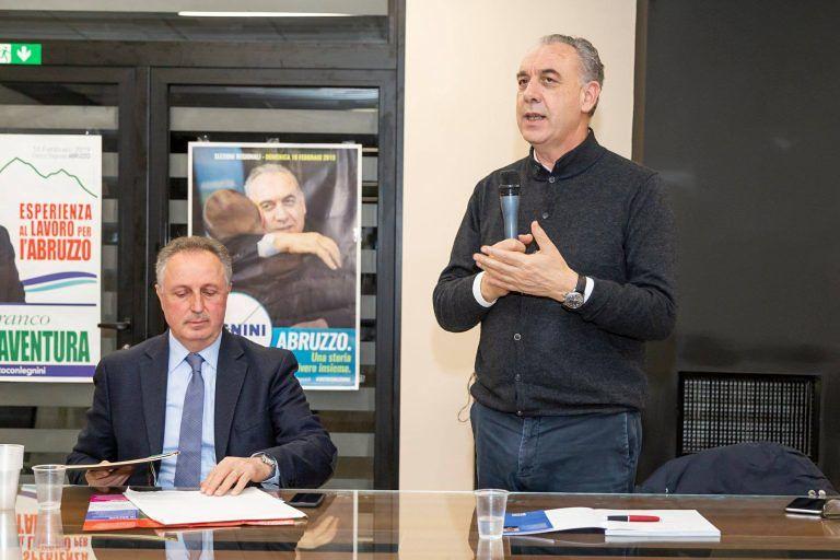 FRANCO DI BONAVENTURA, Candidato alla carica di Consigliere Regionale   LA POLITICA DEI 5 SENSI