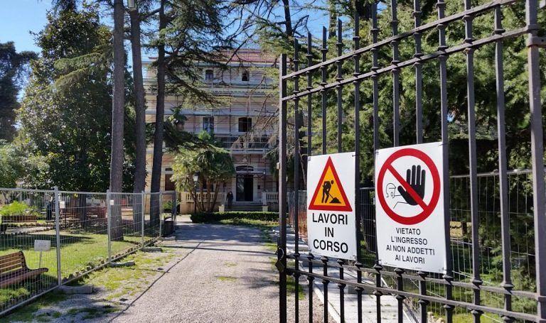 Roseto, Casa Civica: 'ancora annunci sul cantiere alla Villa Comunale'
