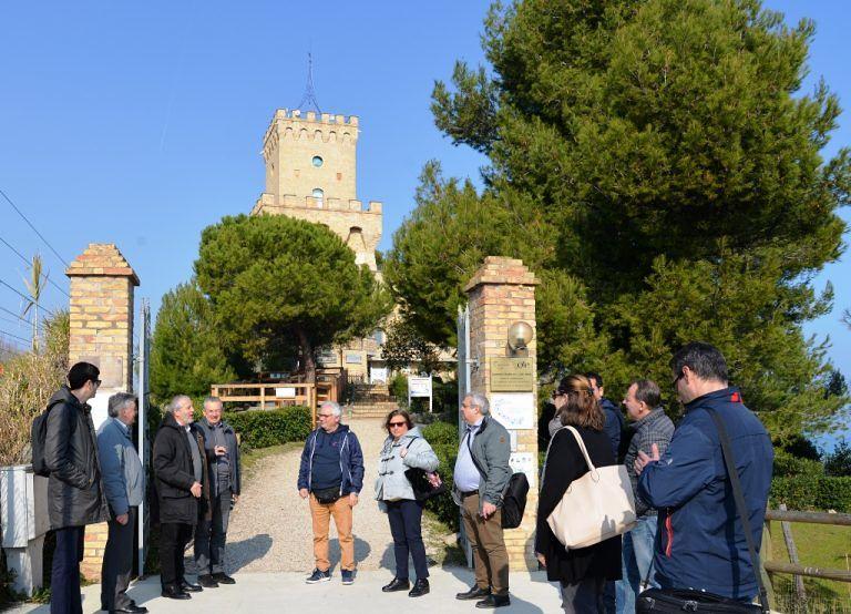 Mobilità sostenibile: AMP Torre di Cerrano luogo per la formazione internazionale