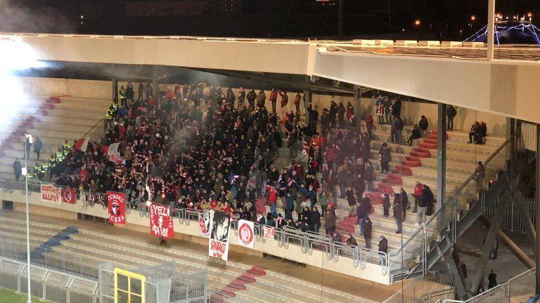 Serie C, la Samb vince in rimonta sul Teramo (2-1)