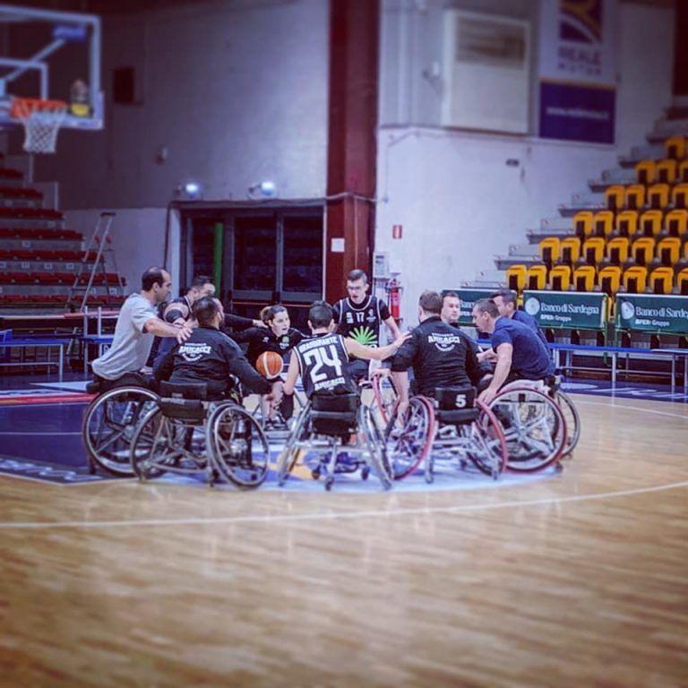 Pineto, settimana dello sport paralimpico: il programma della prima giornata