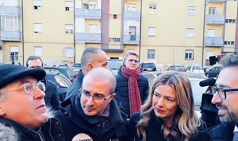 Bonafede in Abruzzo: visita a sorpresa al tribunale di Sulmona e alle periferie calde di Pescara