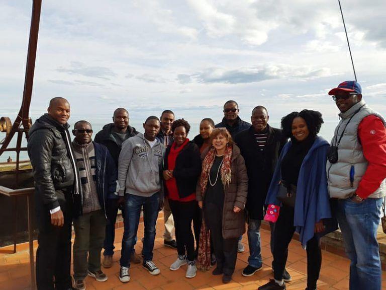 Teramo, Istituto zooprofilattico: formazione per 11 delegati dell'Africa