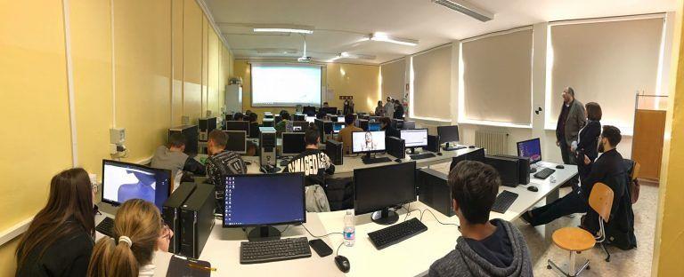 Teramo, un convegno sulle tecnologie per la qualità dell'acqua all'Alessandrini-Marino