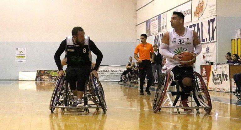 Basket in carozzina, l'Amicacci impegnata nelle qualificazioni della Coppa Campioni: la richiesta di aiuto
