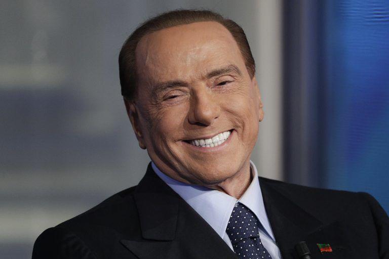 Silvio Berlusconi in Abruzzo per la chiusura della campagna elettorale. Tappe a Pescara, Teramo e Avezzano