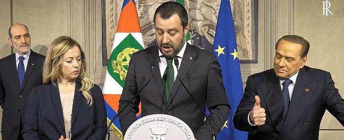 Regionali: Berlusconi, Meloni e Salvini insieme a Pescara per Marsilio