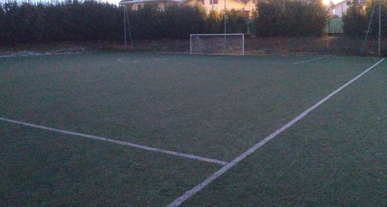 Sant'Egidio, al via la ristrutturazione dell'impianto di calciotto a Paolantonio
