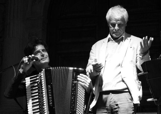 Sold-out per Michele Placido e Davide Cavuti al Teatro Finamore di Gessopalena