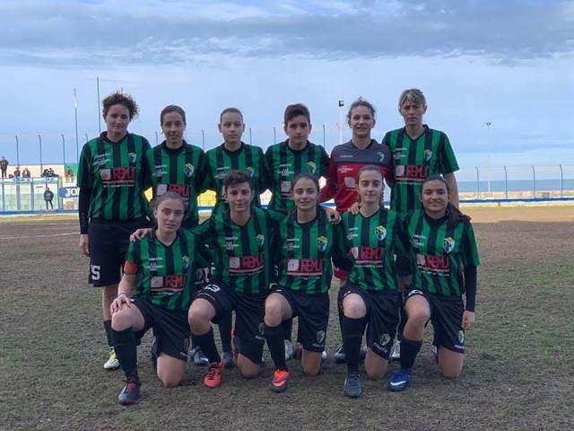 L'Apulia Trani segna nei minuti di recupero: per il Chieti Calcio Femminile un pareggio che sa di beffa